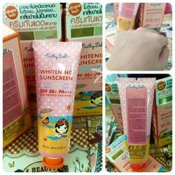 Kem trắng da và chống nắng Cathy Doll Whitening Sunscreen SPF50+PA+++