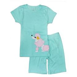 030 - Bộ bé gái Carters size đại  - Pink Dog - Tinker Bell Kids