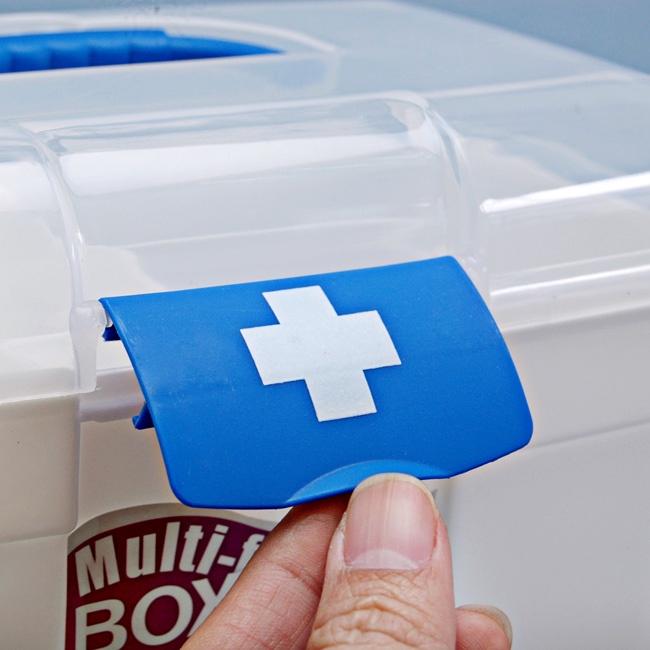 Hộp đựng dụng cụ y tế gia đình tiện dụng 8