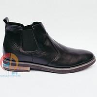 Giày tây công sở Chelsea boots da bò