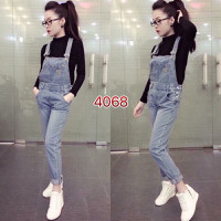 Quần yếm jean - 4068