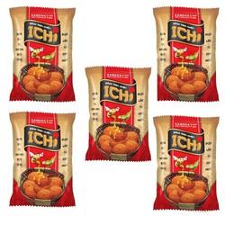 Combo 10 gói Bánh gạo ICHI Nhật 180g