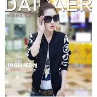 áo khoác bóng chày tay hình mickey Mã: AO2146