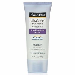Kem chống nắng Neutrogena Ultra Sheer Dry Touch Suncreen SPF 55 88ml