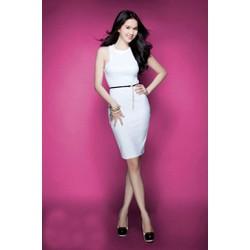 Đầm ôm body đẹp đơn giản như Ngọc Trinh M209