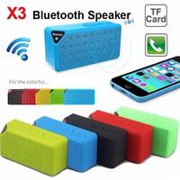 Loa Bluetooth X3 Âm thanh chất lượng cao giá tốt