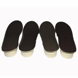 4 Miếng Lót Giày Tăng Chiều Cao Cả Bàn Mút Xốp 3cm