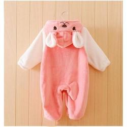 Sét áo khoác liền quần Thỏ Con - DG10