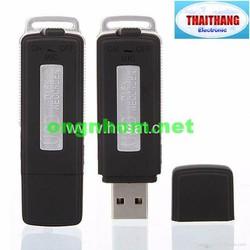 COMBO MÁY GHI ÂM HÌNH USB và THẺ NHỚ 16GB