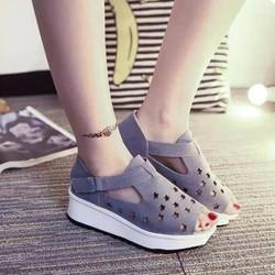 SD275X - Giày Sandal Nữ Ngôi Sao xinh xắn