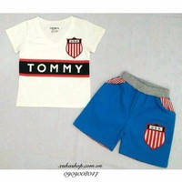BỘ SHORT TOMMY