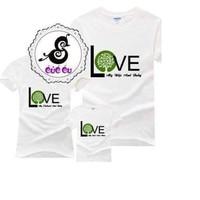 SET 3 ÁO GIA ĐÌNH LOVE MS517