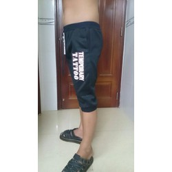 Quần thun nam short thể thao - mặc nhà cực hot QTN7