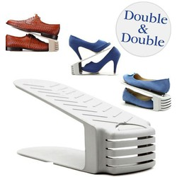 Combo 5 kệ để giày tiện ích - Nhựa XK Tashuan