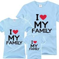 Combo 3 áo gia đình MS512