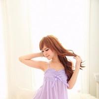 Váy Ngủ Đẹp Quyến Rũ Lụa Sóng nhiều màu cao cấp