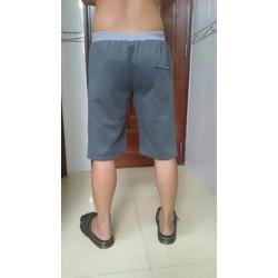 Quần thun nam short thể thao - mặc nhà cực hot QTN4