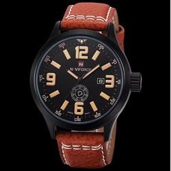 Đồng hồ dây da phong cách mạnh mẽ - 151