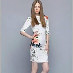 Đầm hoa