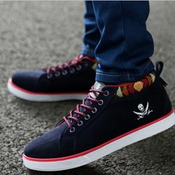 Giày Sneaker da lộn - Phong cách, trẻ trung