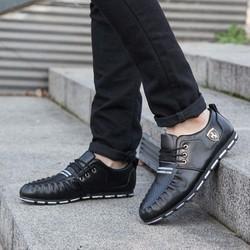 Giày tây nam trẻ trung, cá tính - Mã MM3001