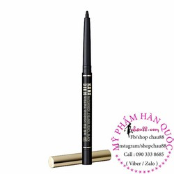 Chì kẻ mắt Waterproof Eyeliner Pencil Black