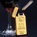 Zippo điện plasma thỏi vàng HQ-36 ,
