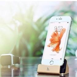 Dock Sạc Lightning Hoco Chính Hãng Cho Iphone 5 , 6