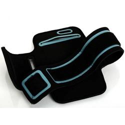 Bao đeo tay đeo tay chạy bộ cho Samsung S1 S2 S3 màu đen