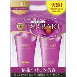 Bộ dầu gội  xả Tsubaki Shiseido Tím