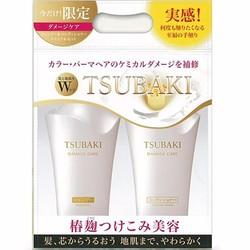 Bộ dầu gội xả Tsubaki Shiseido Trắng