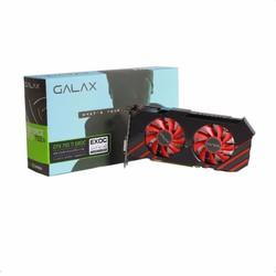 Card màn hình Galax GTX 750Ti EXOC 2GB-DDR5
