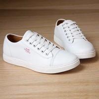 Giày da Hermes TT10.3 dáng thể thao trẻ trung