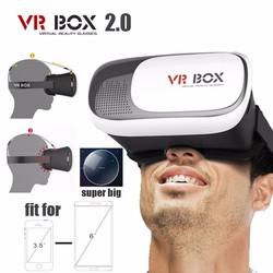 Kính 3D Thực Tế Ảo VR Box Version 2 Cao Cấp Hơn
