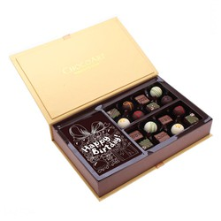 Hộp Socola quà tặng sinh nhật Dart Chocolate