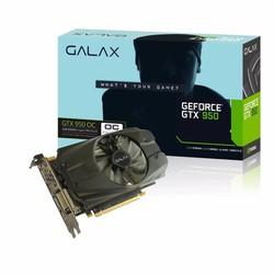 Card màn hình Galax GTX 950 OC 2GB