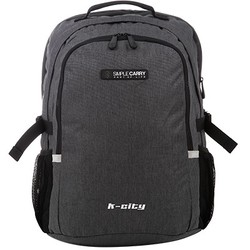 Balo laptop Simplecarry K-City D.Grey