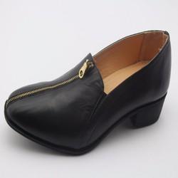 Giày da Oxford nữ thời trang