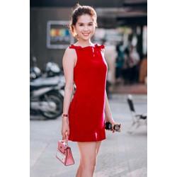 Đầm Suông Đính Nơ Dễ Thương Như Ngọc Trinh - 2230.DZO