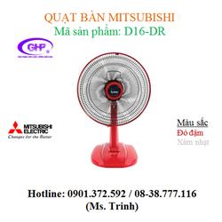 Quạt bàn Misubishi D16-GT giá rẻ