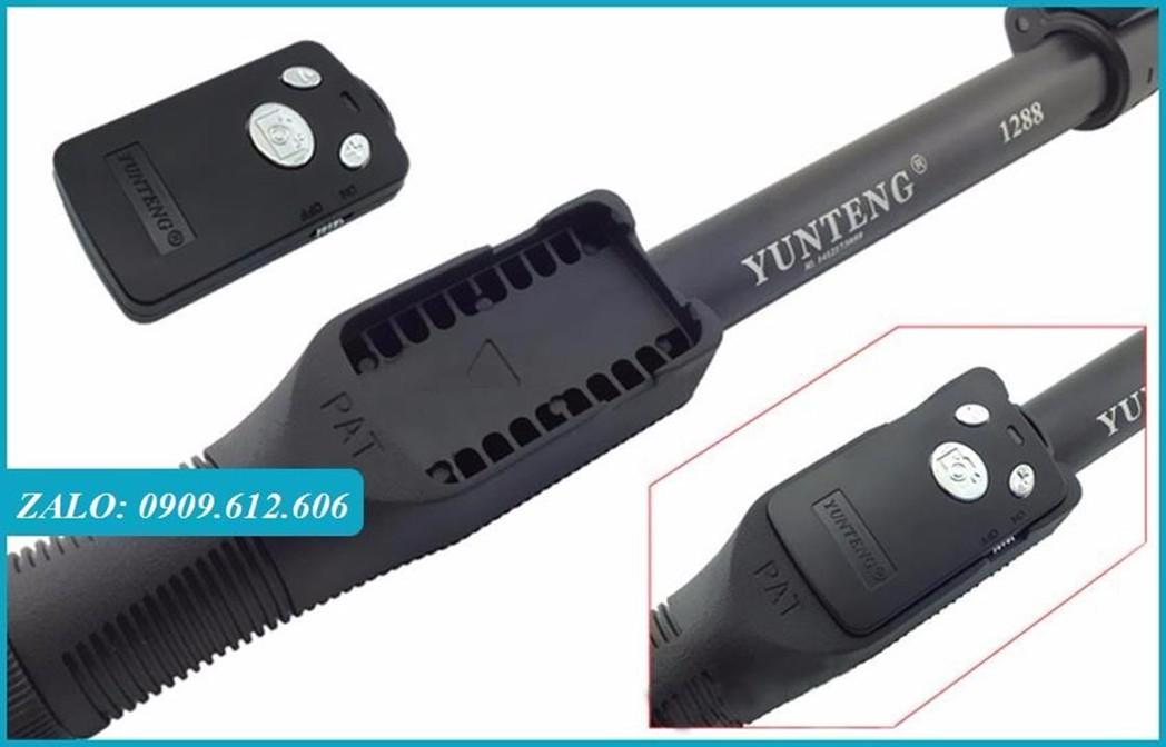 Gậy Chụp Hình YunTeng Bluetooth có remote sạc điện usb -1,25m 7