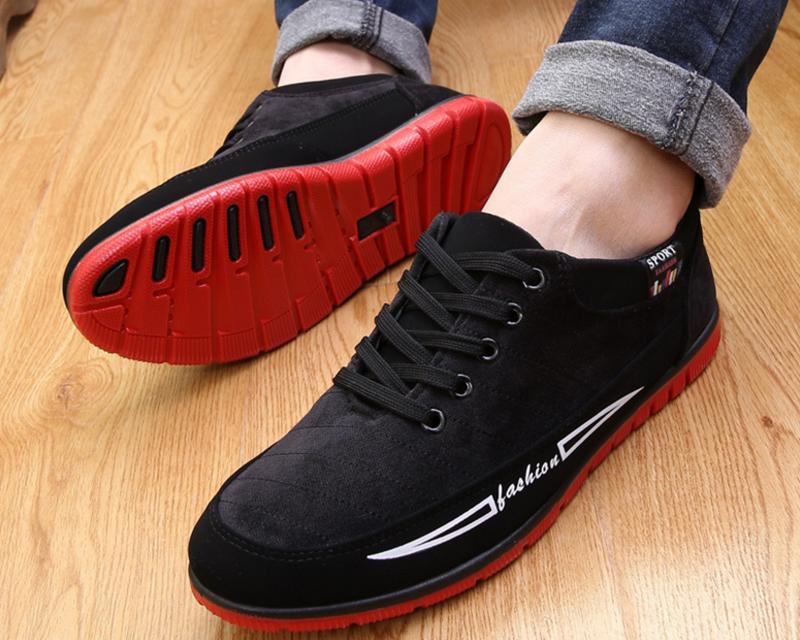 Giày sneaker nam năng động, trẻ trung 1