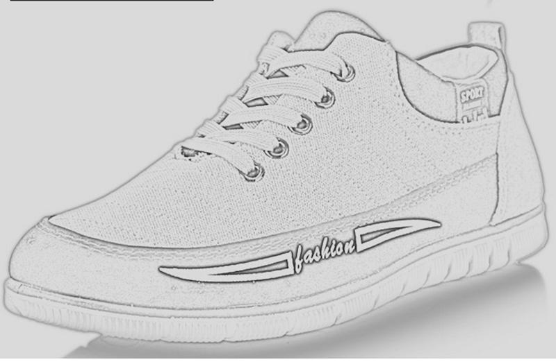 Giày sneaker nam năng động, trẻ trung 6