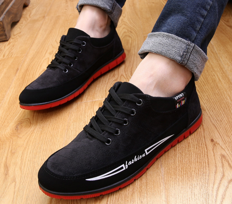 Giày sneaker nam năng động, trẻ trung 8