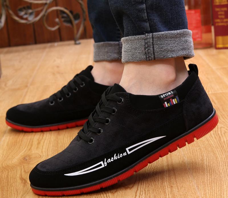 Giày sneaker nam năng động, trẻ trung 7