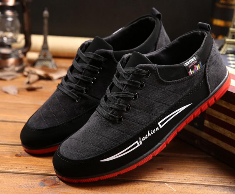 Giày sneaker nam năng động, trẻ trung 2