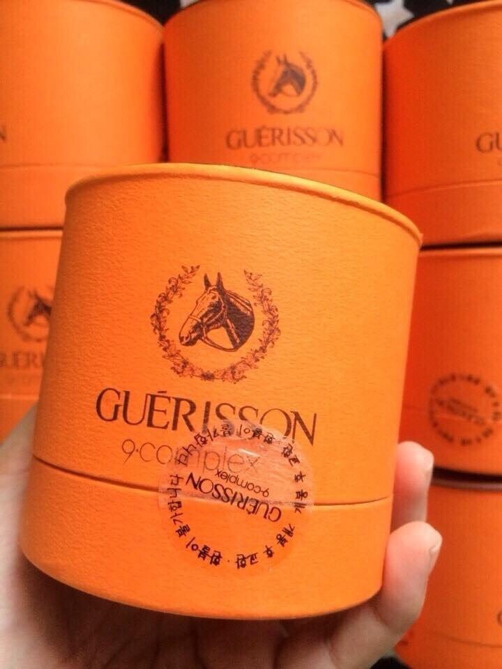 Kem dưỡng da dầu ngựa Guerisson 9 Complex Claires 5