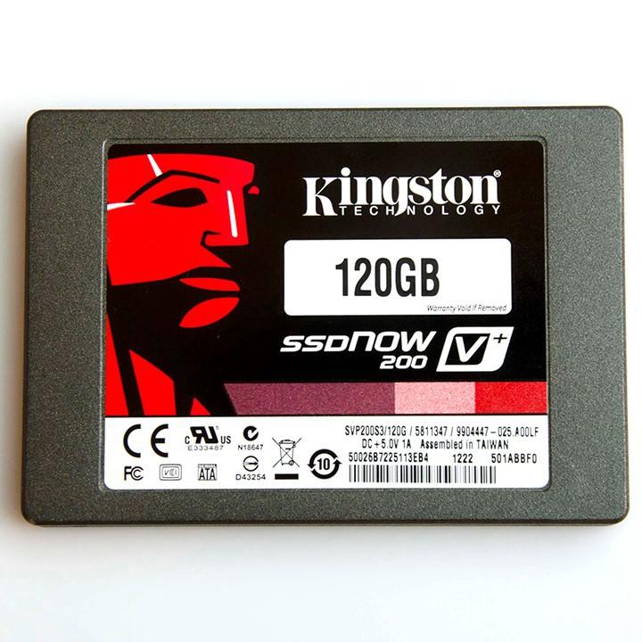 Ổ cứng SSD Kington 120G 2