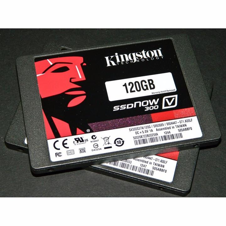 Ổ cứng SSD Kington 120G 3