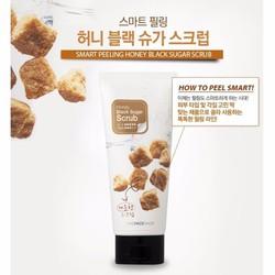 [chính hãng] Tẩy da chết từ mật ong và đường đen - The Face Shop